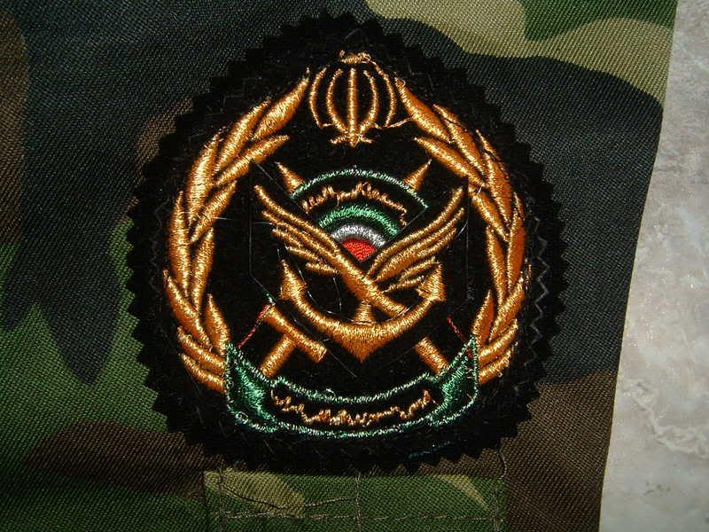 WOODLAND CAMOUFLAGE uniform IRANCOMMANDO3