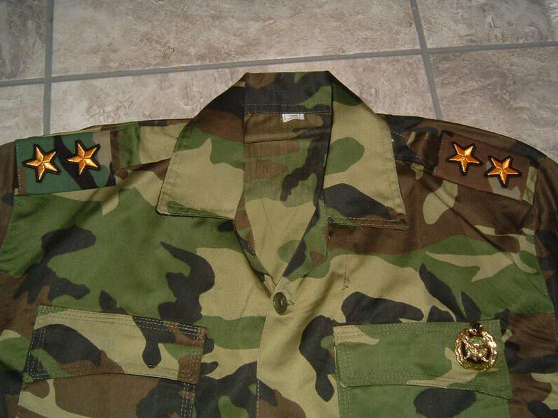 WOODLAND CAMOUFLAGE uniform IRANCOMMANDO4