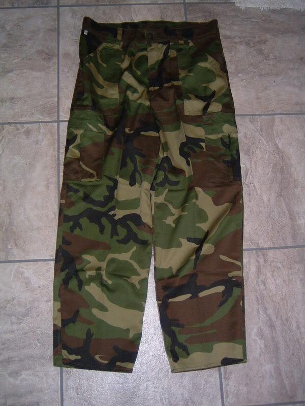 WOODLAND CAMOUFLAGE uniform IRANCOMMANDO6