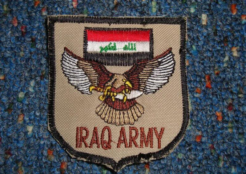 my IRAQI patches Iraqpatch4