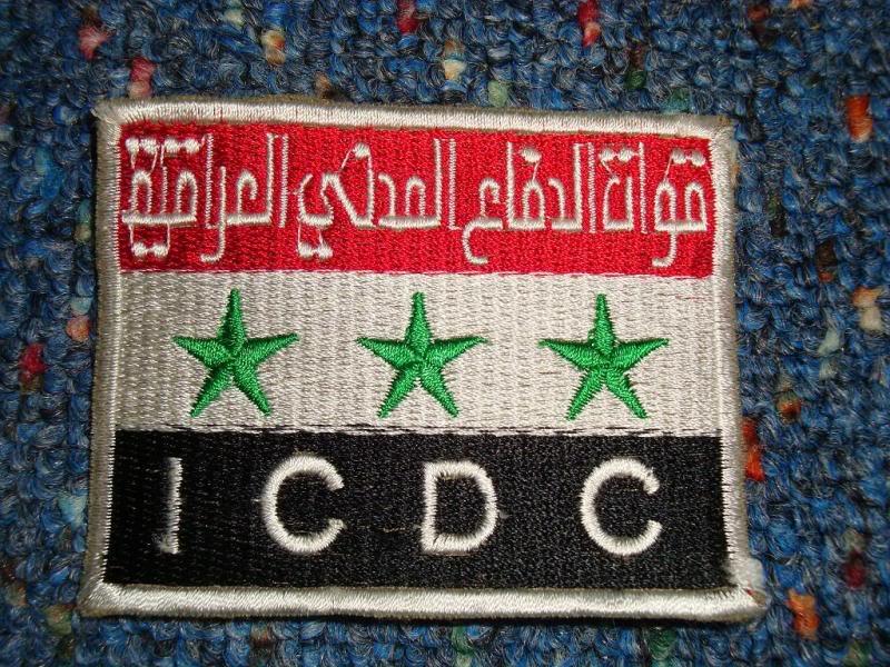 my IRAQI patches Iraqpatch5
