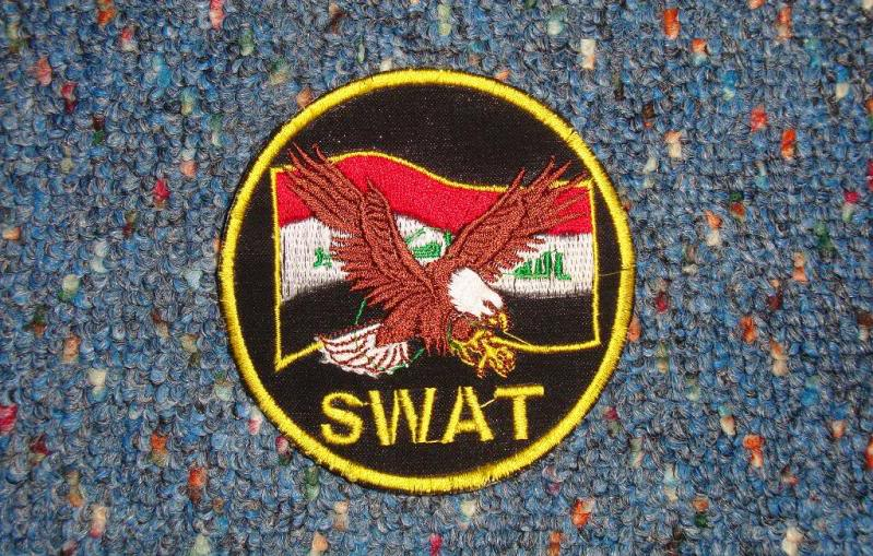 my IRAQI patches Iraqpatch6
