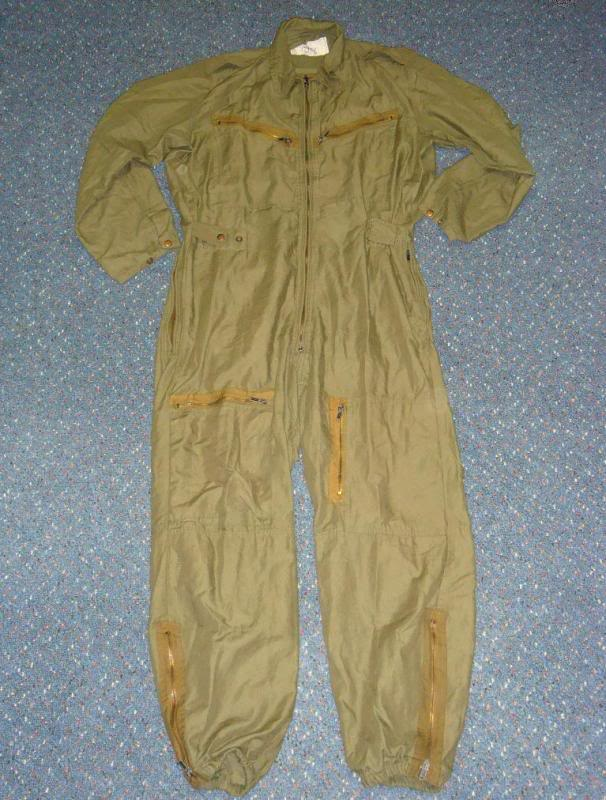 Nomex Flightsuit/coveralls ISRAEL1