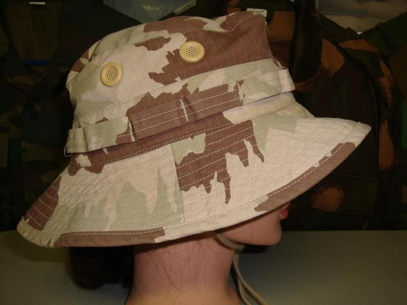 LITHUANIA desert camouflage BOONIE HAT LITHUANIADESERTBOONIE1B