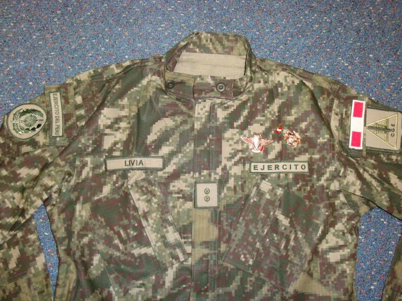 """AMAPAT"" digital uniform w/ Brigadier General rank Perutemp1d"