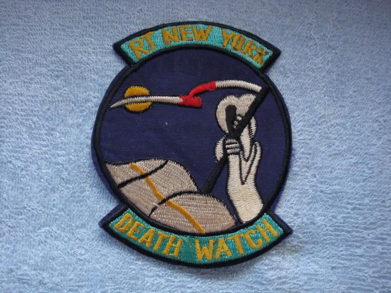 Vietnam War - RECON TEAM PATCHES 001-1