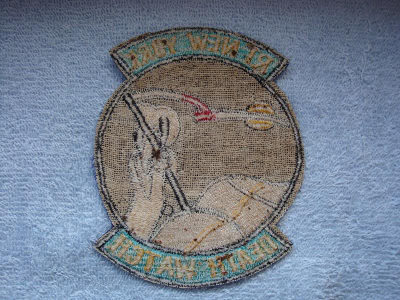 Vietnam War - RECON TEAM PATCHES 002-1