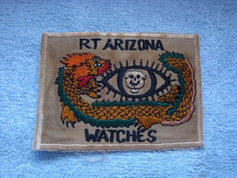 Vietnam War - RECON TEAM PATCHES 003-1
