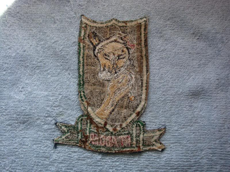 Vietnam War - RECON TEAM PATCHES 004-2