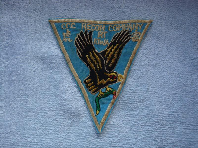 Vietnam War - RECON TEAM PATCHES 007