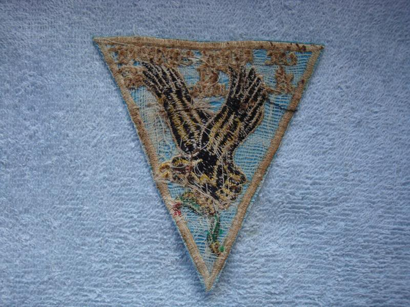 Vietnam War - RECON TEAM PATCHES 008