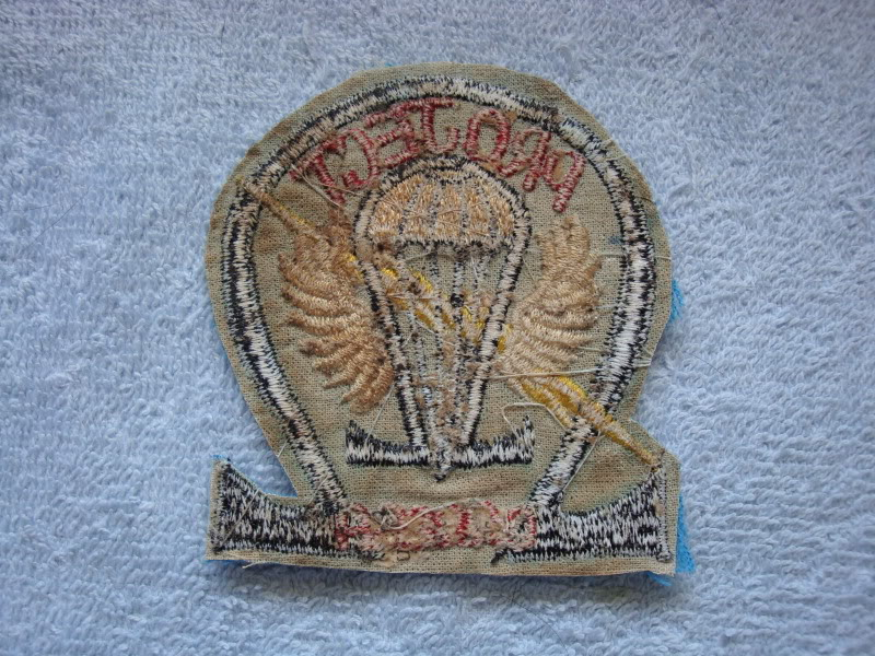 Vietnam War - RECON TEAM PATCHES Projectomega2