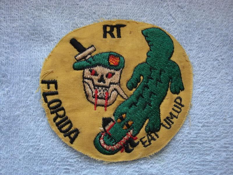 Vietnam War - RECON TEAM PATCHES Rtflorida1