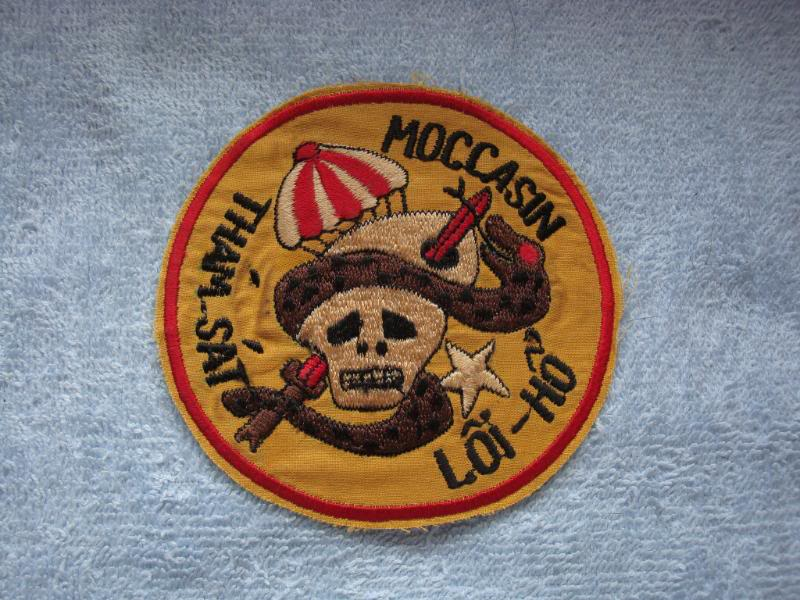 Vietnam War - RECON TEAM PATCHES Rtmoccasin1