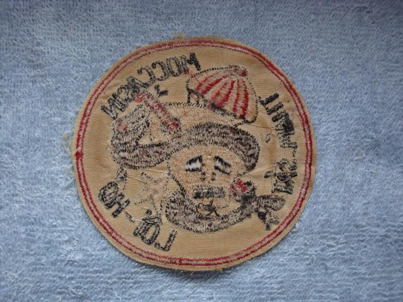 Vietnam War - RECON TEAM PATCHES Rtmoccasin2