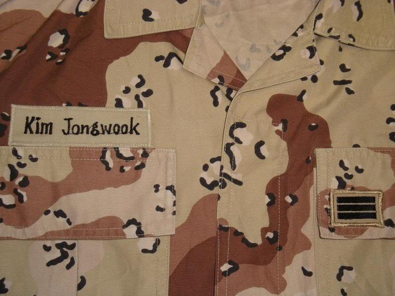 6 colour desert camouflage jacket SK6COLORJACKET1D
