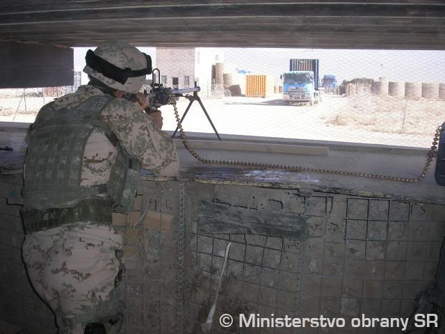 SLOVAKIA military photos (REFERENCE) Acxslovakinestoniandesert