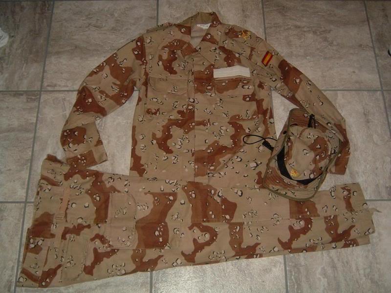 MORE 6 colour desert uniforms SPANISH6COLOURSDESERT1A