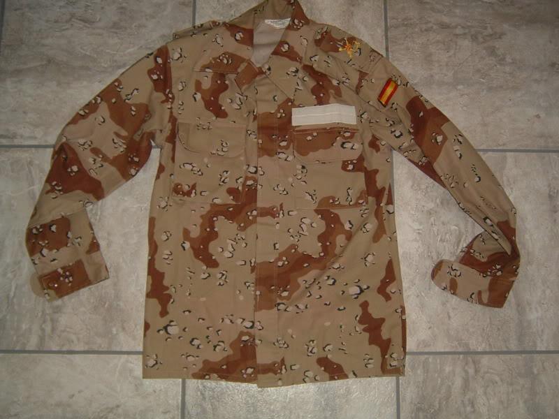 MORE 6 colour desert uniforms SPANISH6COLOURSDESERT1B