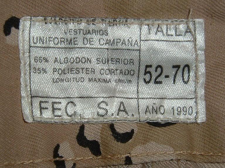 MORE 6 colour desert uniforms SPANISH6COLOURSDESERT1F