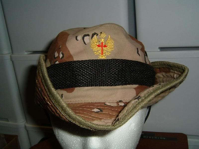 MORE 6 colour desert uniforms SPANISH6COLOURSDESERTHAT1A
