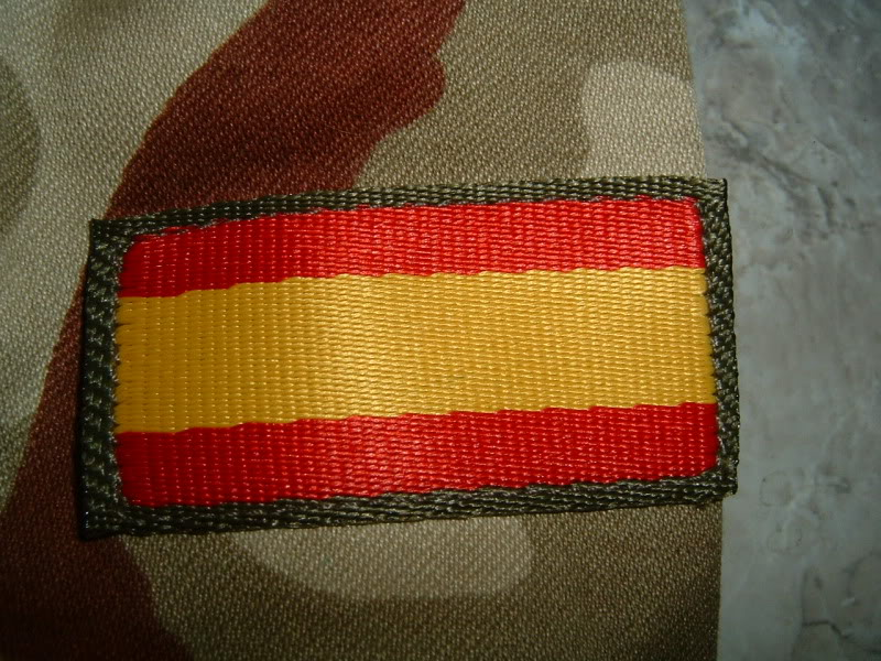 Spanish Marines desert camouflage uniform SPANISHMARINESDESERT4