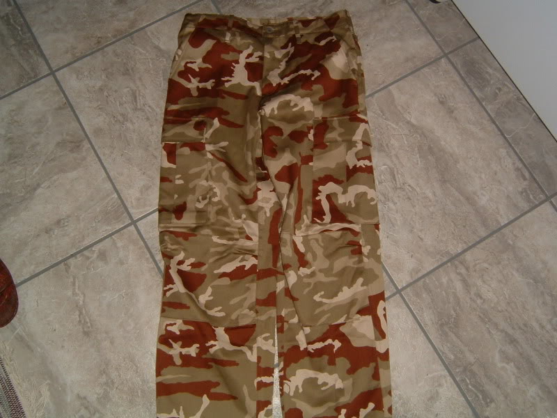 Spanish Marines desert camouflage uniform SPANISHMARINESDESERT5