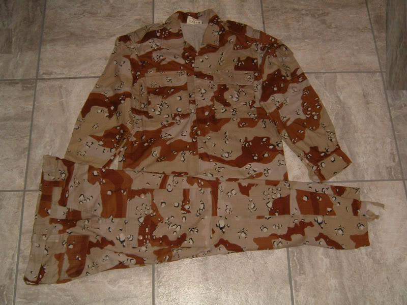 MORE 6 colour desert uniforms Spanishdesert2d