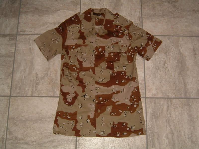MORE 6 colour desert uniforms Spanishdesert2e