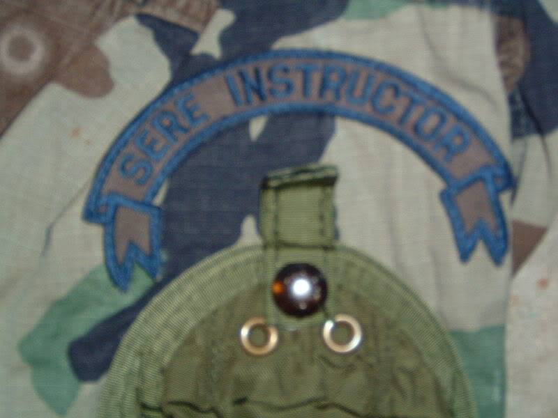 Air Force Para Jumper PJ woodland jacket USPJ2A