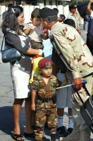 EL SALVADOR military photos (REFERENCE) SalvadoreB