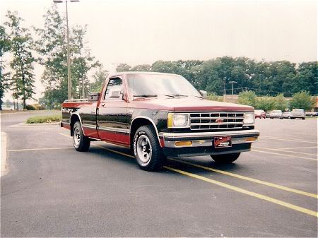 Trucks In The NC Chapter 1987-chevrolet-s10-and-finally-this