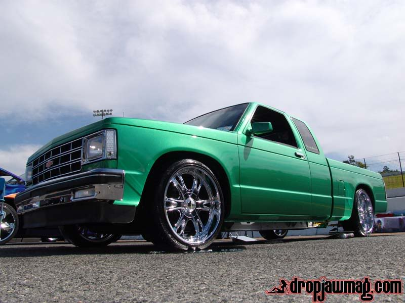Trucks In The NC Chapter Greens10