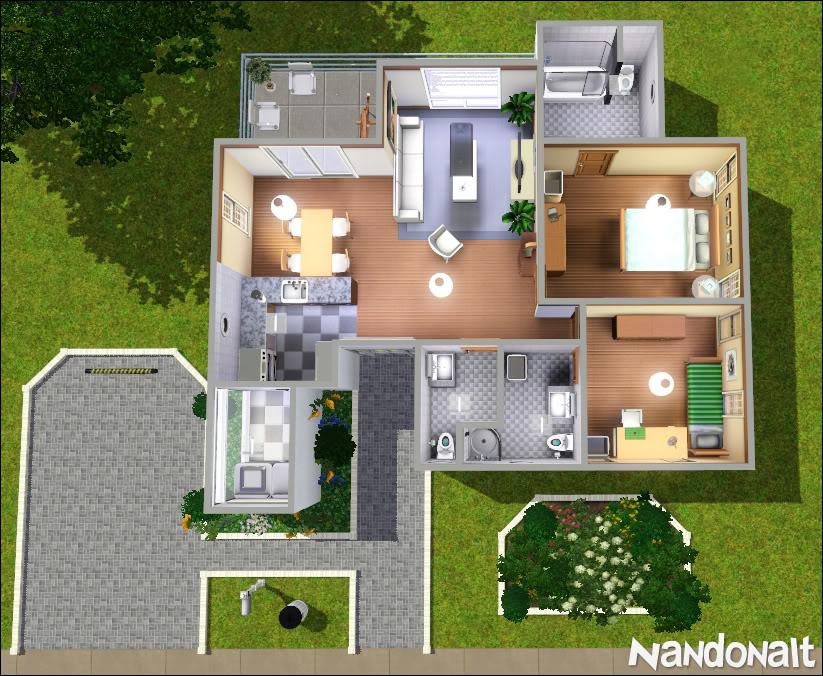 Casa do Hokai WhiteHouse2