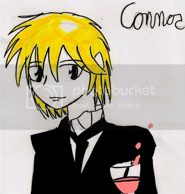 Shadow's drawings: Beginning to End. Connor
