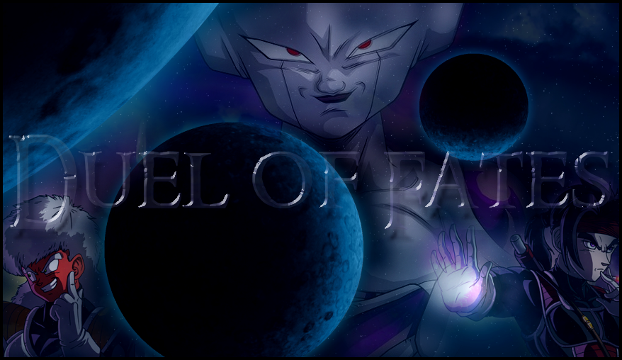 DBZ :: Duel of Fates
