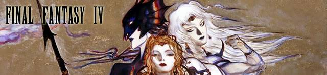 «Post Oficial» DISSIDIA 012 FINAL FANTASY BannerFF4