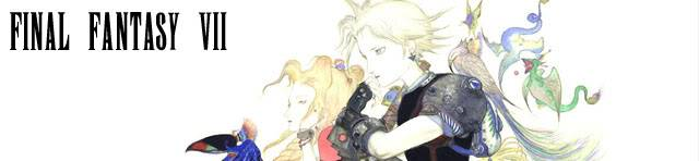 «Post Oficial» DISSIDIA 012 FINAL FANTASY BannerFF7