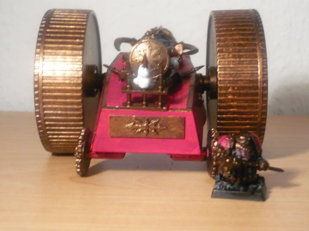 Hazkars Chaoszwergenschmiede Mini020
