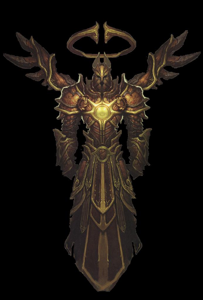 El Arkangel creado Render-1