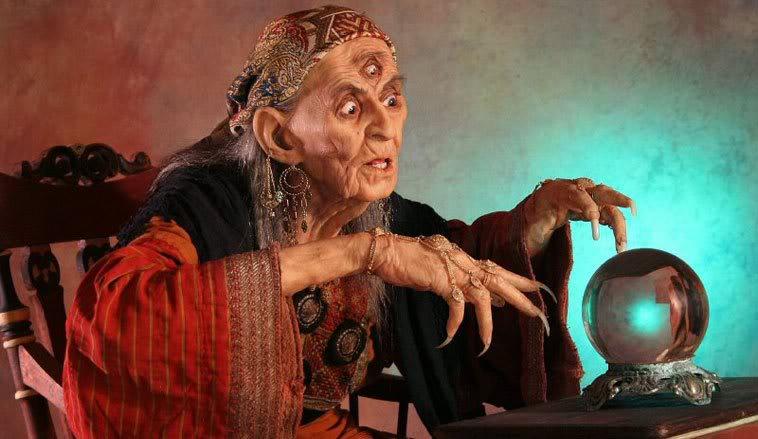 Esculturas de miedo hiperrealistas 04_brujas