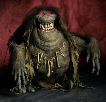 Esculturas de miedo hiperrealistas Monstruos_03