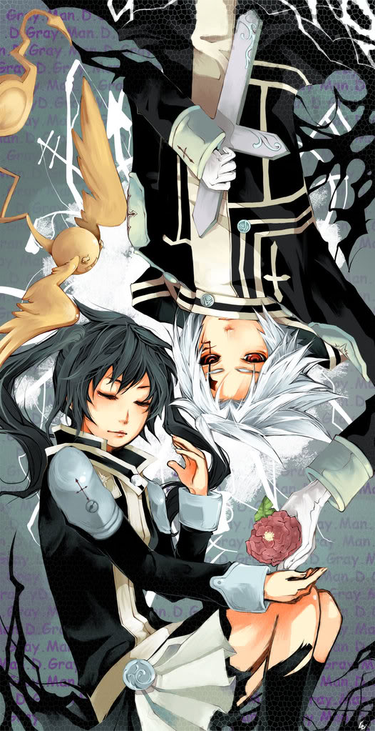 D Gray man Pictures, Images and Photos