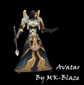 Recopilación de modelos de World of Warcraft para Warcraft III AVATAR