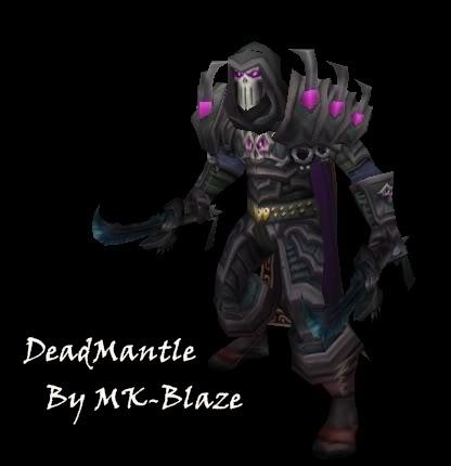 Recopilación de modelos de World of Warcraft para Warcraft III DeadMantle