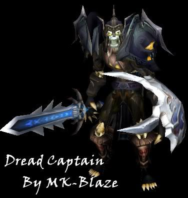 Recopilación de modelos de World of Warcraft para Warcraft III DreadCaptain