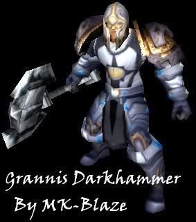 Recopilación de modelos de World of Warcraft para Warcraft III Grannis