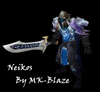 Recopilación de modelos de World of Warcraft para Warcraft III Neikos-1