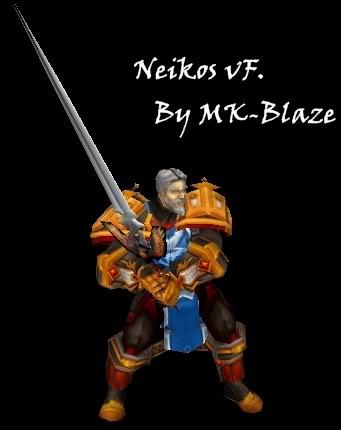Recopilación de modelos de World of Warcraft para Warcraft III NeikosvF