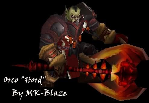Recopilación de modelos de World of Warcraft para Warcraft III OrcoHord